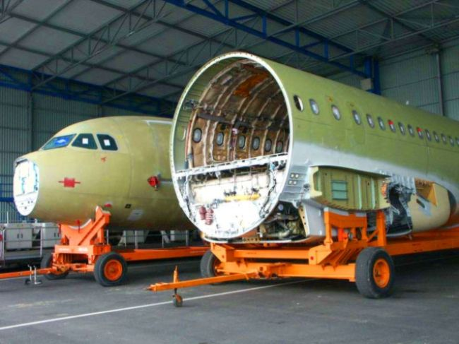 Airbus A320 Components