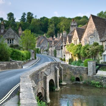 Holiday Cottages – England.