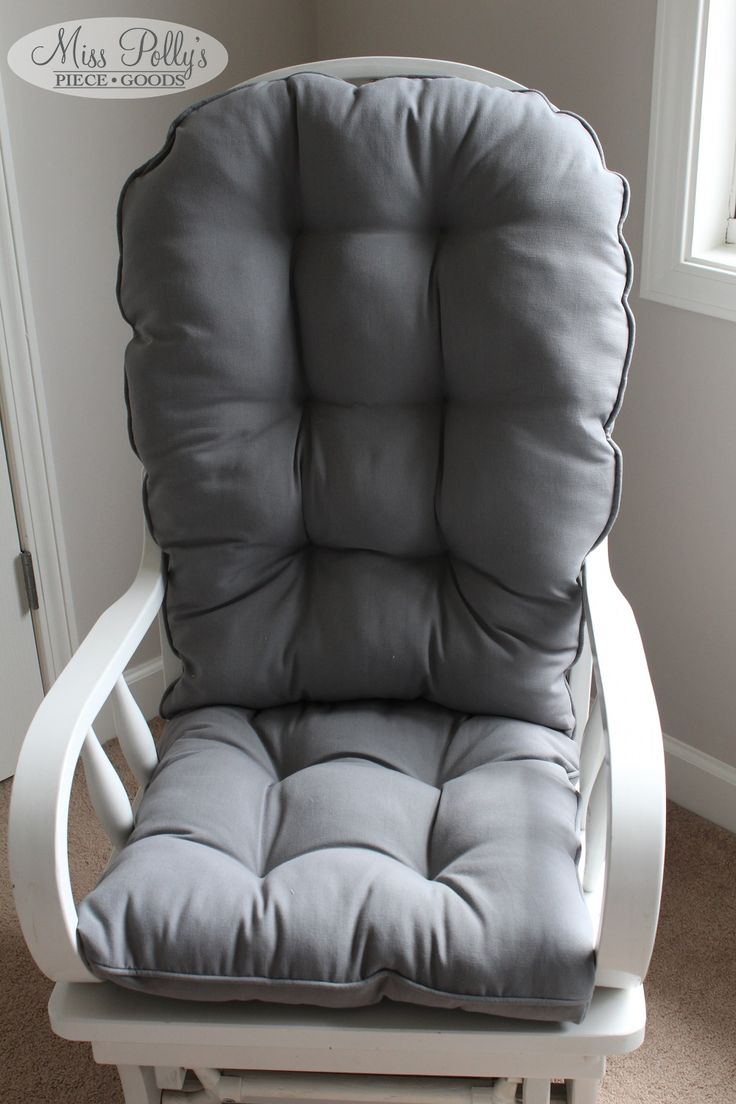 Best 25 Glider Cushions Ideas On Pinterest Recover
