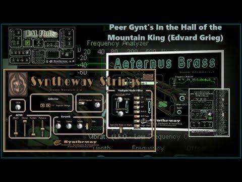In the Hall of the Mountain King (Peer Gynt, Edvard Grieg) Strings, Flute VST #InTheHallOfTheMountainKing #PeerGynt #EdvardGrieg #IDovregubbensHall #ClassicalMusicwithSoftwareSynthesizers #Syntheway #Strings #EnsembleStrings #StringsEnsemble #AeternusBrass #Brass #DALFlute #Flute #Percussion #VST #VSTPlugins #Tuba #Trombone #Trumpet #FrenchHorns #FLStudio #AbletonLive #DanielLaiseca #Garageband #LogicPro #AudioUnit #EXS24 #KONTAKT #macOSSierra #macOS