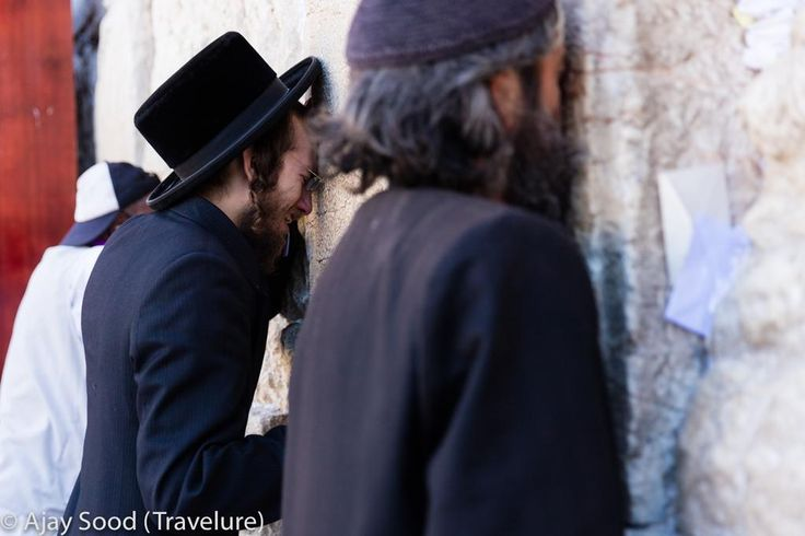 A Jew wailing at the Wailing Wall, #Jerusalem! #Jew #Jewish #GYDLive #GrabYourDream #travel #adventure #travelgram #traveller #adventure #wanderlust #Israel #explore #photography #travelphotography