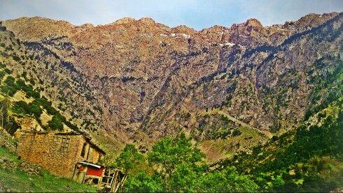 Mount Gkiona