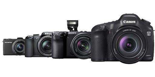Conosci i vari tipi di fotocamere digitali per capire quale fa al tuo caso...