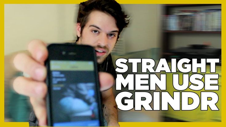"Straight Men React To Grindr - Gay Dating App - That was allot of fun.  OF course a couple of the guys in the vid were so down the middle  which would totally confuse my ""gaydar"" if I met them on the street!  lol"