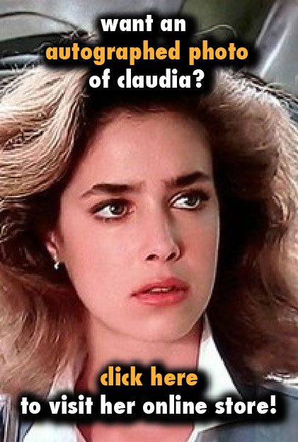 From The Waco Tribune-Herald: Claudia at Heart of Texas Comic Con, March 2016 | Welcome to the Official Website of Claudia Wells!