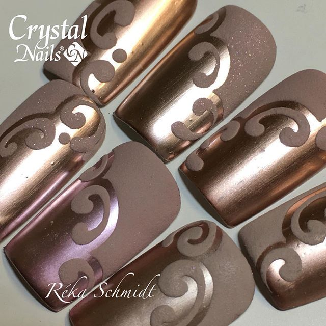 #crystalnails #nagel #nails #nail #fashion #style  #cute #beauty #beautiful…