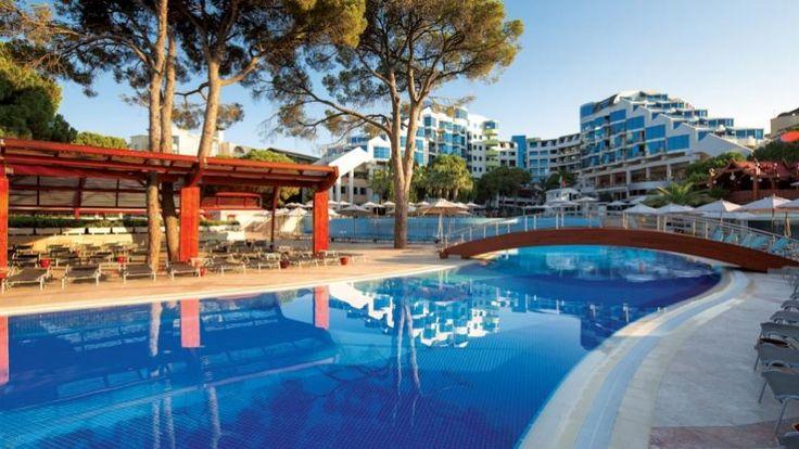 Hotel Cornelia Deluxe Resort, Belek, Antalya, Turcia