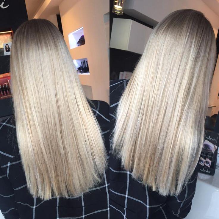 #coolblonde #foliensträhnen #guytang #olaplex #olaplexdeutschland #domaniartofhair #welovehair #paranoramlhairtivity #hairbesties #hairbeauty #forcheim #nürnberg #erlangen #bamberg #behindthechair