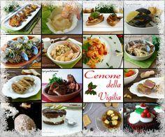 Ilmenù della Vigilia di Natale è un cenone da non sottovalutare, che in molti paesi e tradizioni ha importanza quanto il pranzodi Natale. Solitamente la