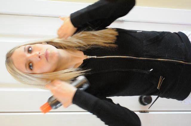 Michael Kors Runway: Knot Bun