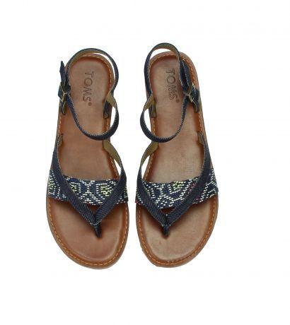Bestel nu Toms Lexie Woven Damesschoenen Sandalen Blauw online bij shoe club. Gratis verzending en retour. Binnen 1 tot 3 werkdagen.