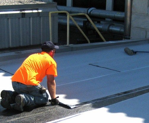 Commercial Flat Roofing And Roof Replacement