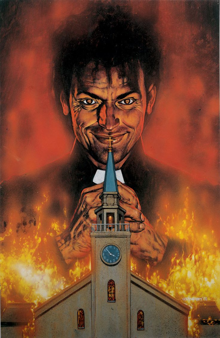 """TV Ate My Baby: Seth Rogen and Evan Goldberg to Adapt """"Preacher"""" for AMC"""