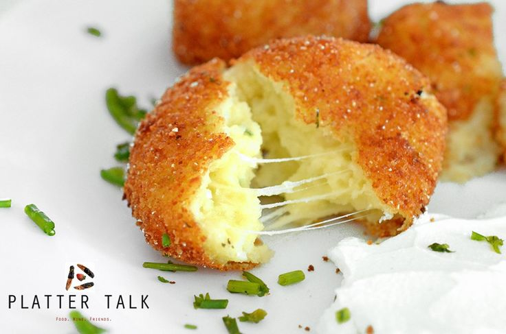 Mashed Potato Croquettes Recipe from Platter Talk