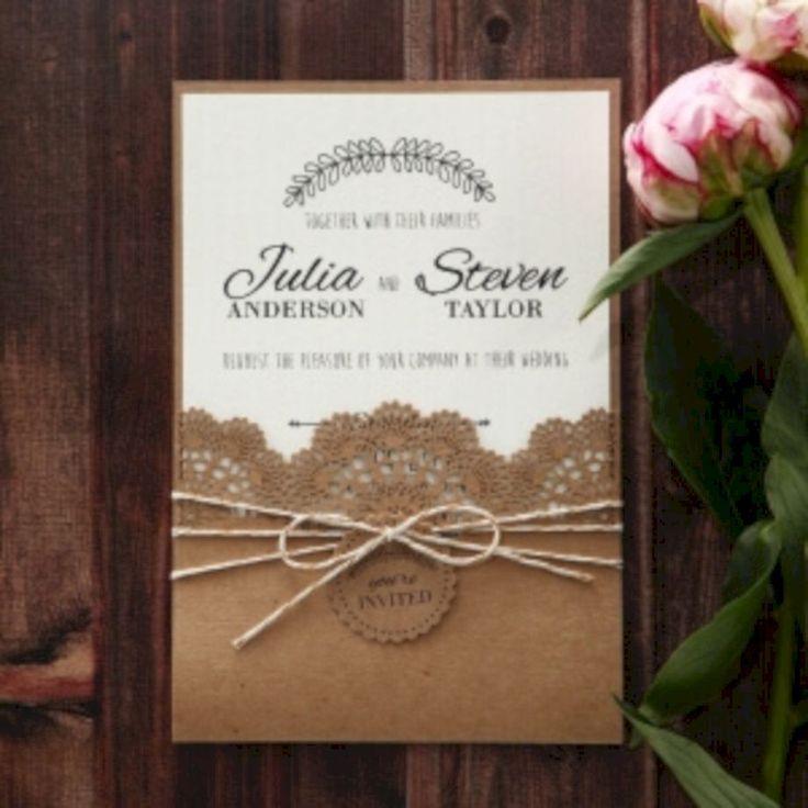Best 25+ Western Wedding Invitations Ideas On Pinterest
