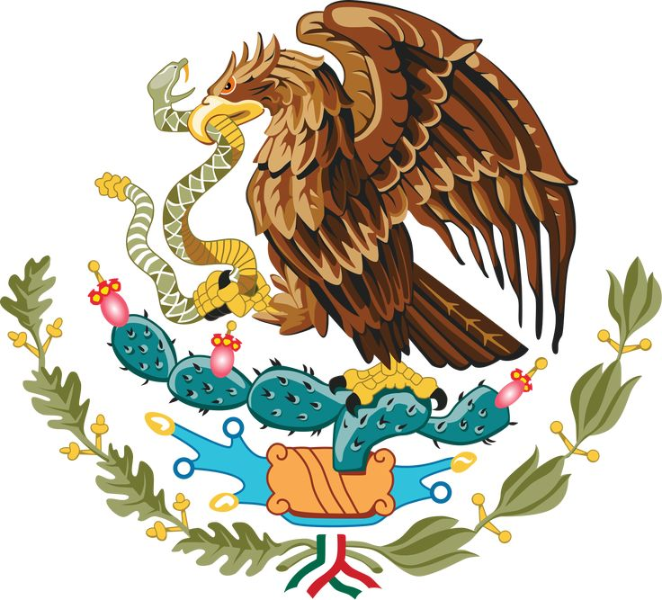 Coat of arms of Mexico - Wikipedia, the free encyclopedia