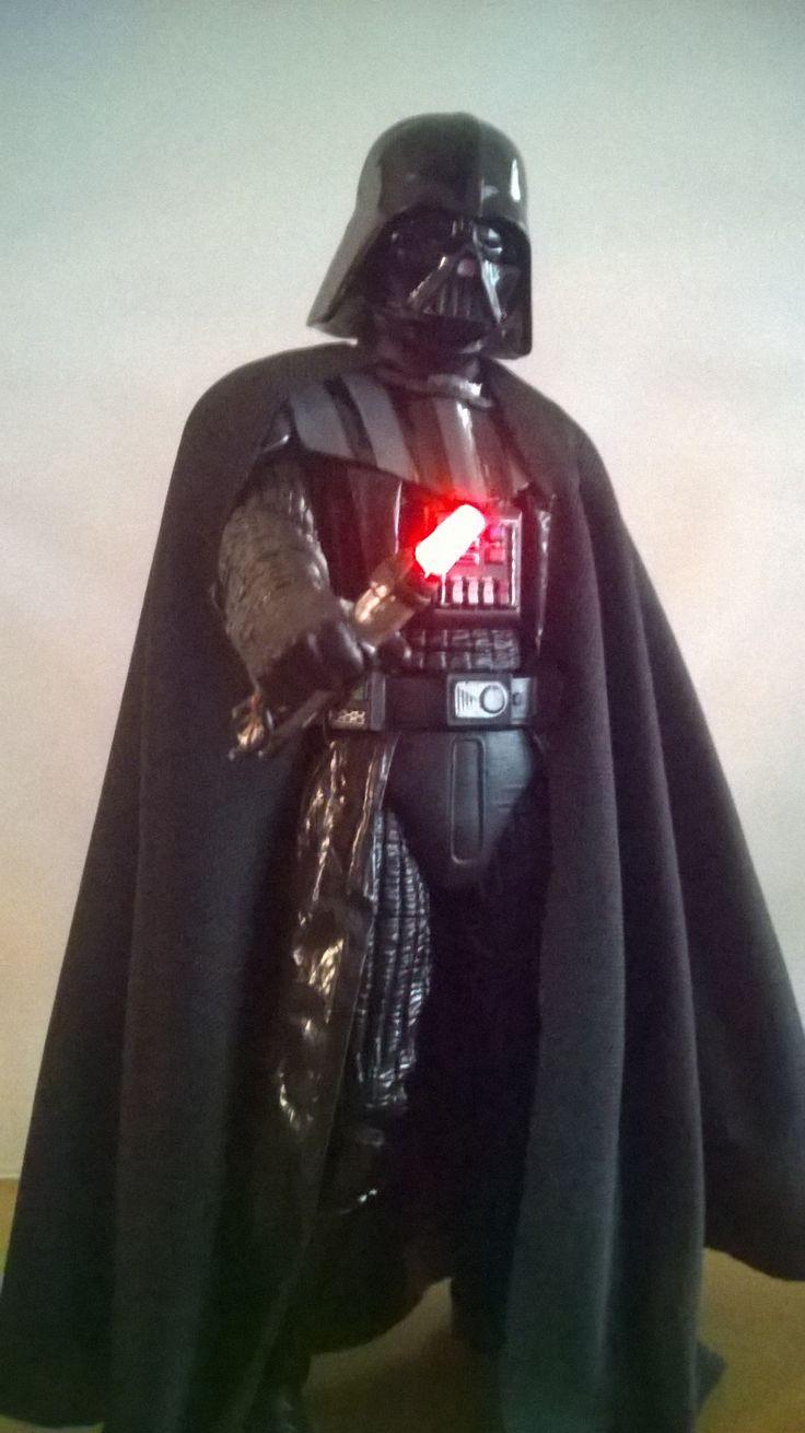 Darth Vader Black Series Custom 03