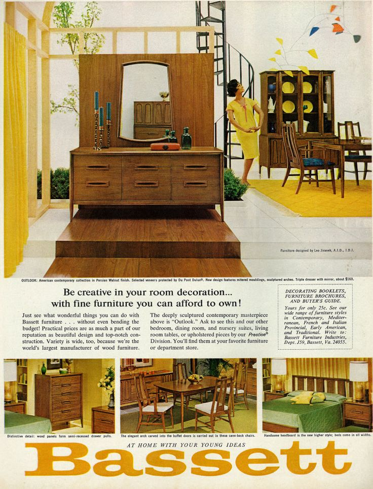 1656 Best Vintage Furniture Ads Images On Pinterest Furniture Ads Salvaged Furniture And