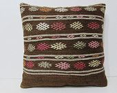 24x24 kilim pillow midcentury euro sham extra large pillow 24x24 pillowcase 60x60 cushion cover oversized throw pillow big pillowcase 28858