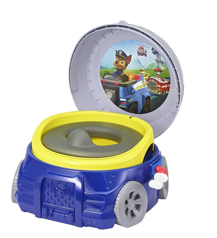 Baby Toilet Training Children Potty Trainer Seat Chair, Paw Patrol – Vick's Great Deals