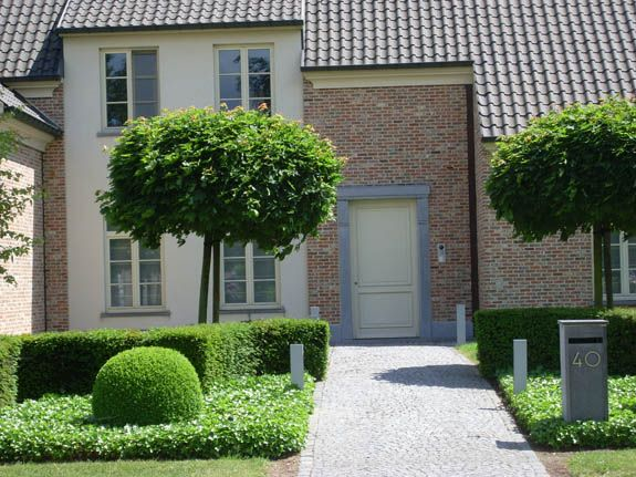 Tuinen Luik Dirck. entrance