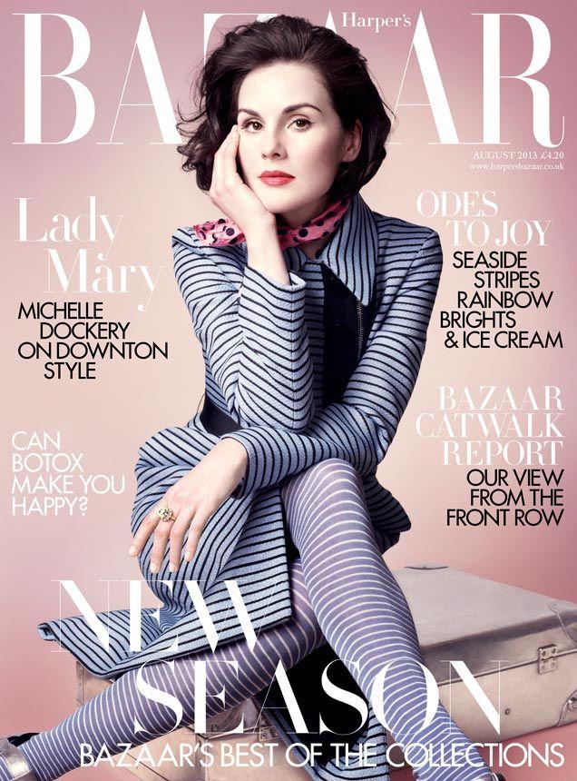 The August Issue :: Harper's BAZAAR