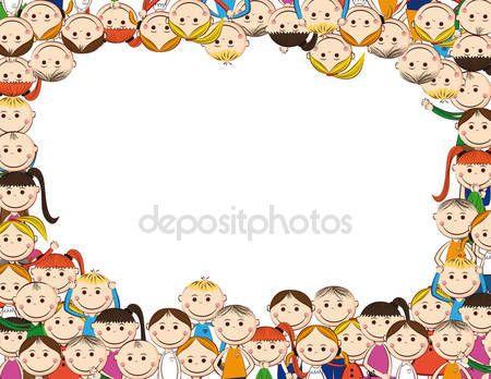 Letöltés - Boldog gyerekek — Stock Illusztráció #38142821
