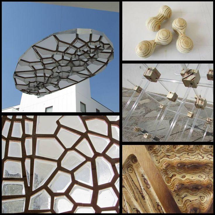 Biomimesis_Generar sistema constructivo a partir del estudio de 4 casos. Ala Libélula / Ala Mariposa / Escama Pez / Esponja de Cristal Profesor: Felipe Véliz
