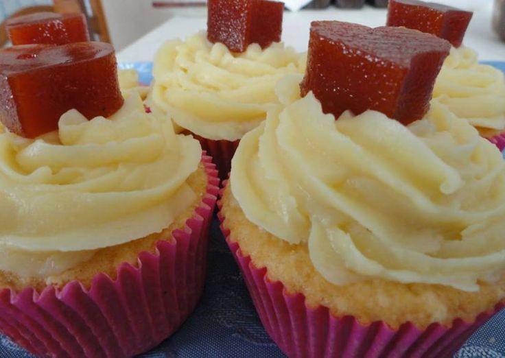 Cupcake Romeu e Julieta | Tortas e bolos > Cupcakes | Receitas Gshow