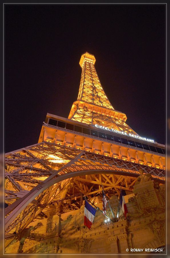 Eiffel Tower of Las Vegas