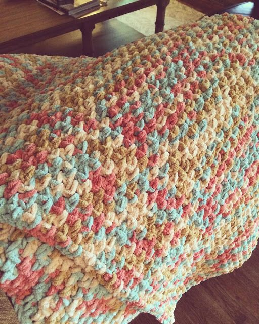 Free Knitting Pattern For Moss Stitch Baby Blanket : 1000+ images about Crochet Afghans and Blankets on ...