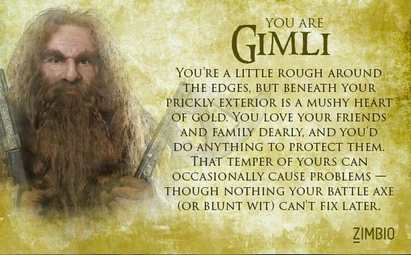 Which 'Lord of the Rings' Character Are You? | That's ...