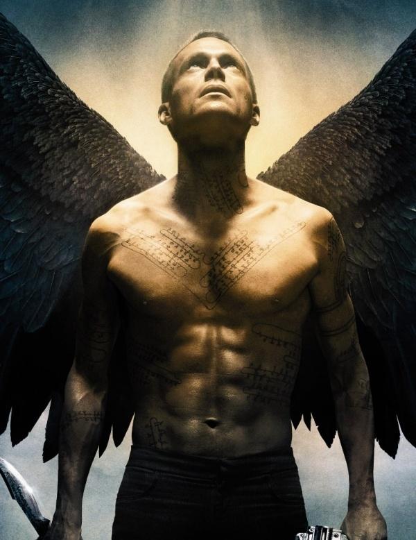 Paul Bettany in Legion.
