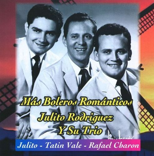 Mas Boleros Romanticos [CD]