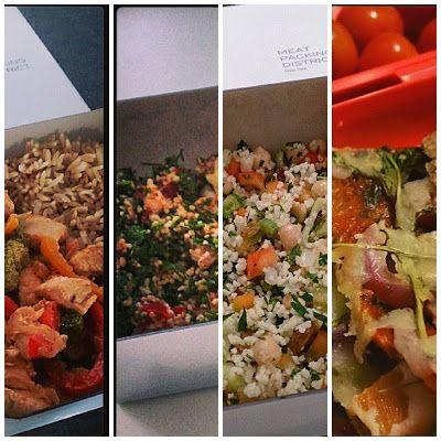 Polskie South Beach: 7 pomysłów na obiad w pracy: faza 2