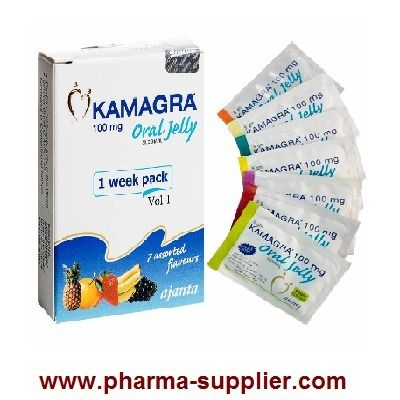 Kamagra Oral Jelly (Sildenafil Citrate 100mg Oral Jelly) - Classified Ad | pharma supplier | Scoop.it