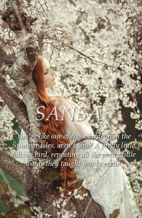 Sansa Stark, Lady of Winterfell