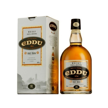 Whisky Eddu Grey Rock | Finistère | Bretagne | #myfinistere #distillerie #plomelin