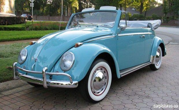 VW Cabriolet | 1963 Volkswagen Beetle Cabriolet | Car Pictures
