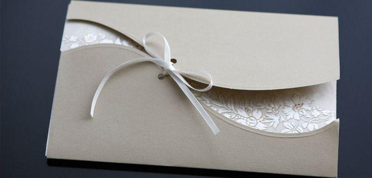 Esküvői meghívók, értesítők - Meghívó esküvőre - Köszönőkártya