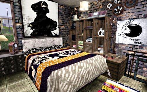 The Ultimate Gamer's Bedroom!