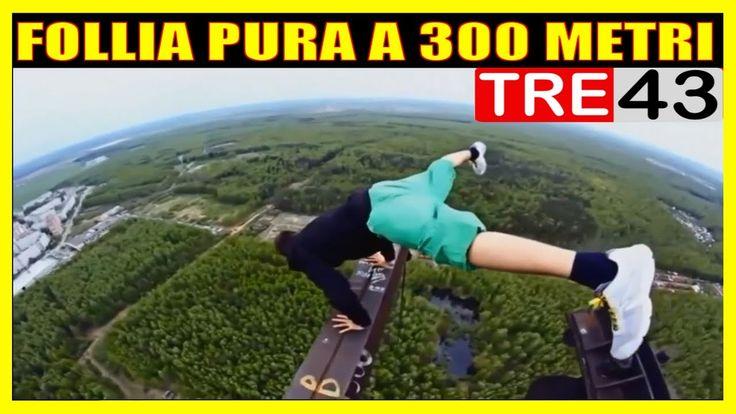 EXTREME_FREESTYLE SULLE GRU SENZA ALCUNA SICUREZZA,FOLLIA PURA...