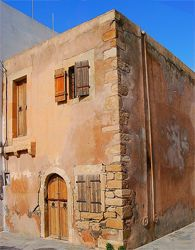 The Napoleon's residence  When the French general Napoleon Bonaparte was en route to Egypt, he stopped and spent a night in Ierapetra incognito