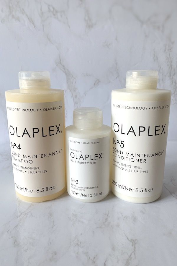 Olaplex Haircare Review A Beauty Edit Olaplex Good Shampoo And Conditioner Hair Care