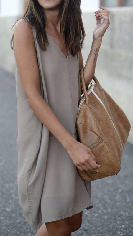 ★☆☆★ anna summer. Simple Dress