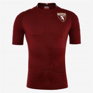 Torino FC 2017-18 Season Home Toro Shirt Jersey [K759]