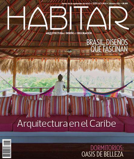 Edición 273 Revista Habitar -  Arquitectura en el Caribe