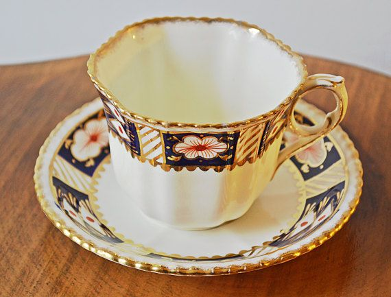 Phoenix China Thomas Forester And Sons Imari Style Teacup