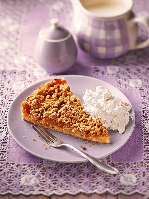 Veganer Apfelkuchen  mit Zimtstreuseln, ein schmackhaftes Rezept aus der Kategorie Kuchen. Bewertungen: 218. Durchschnitt: Ø 4,6.