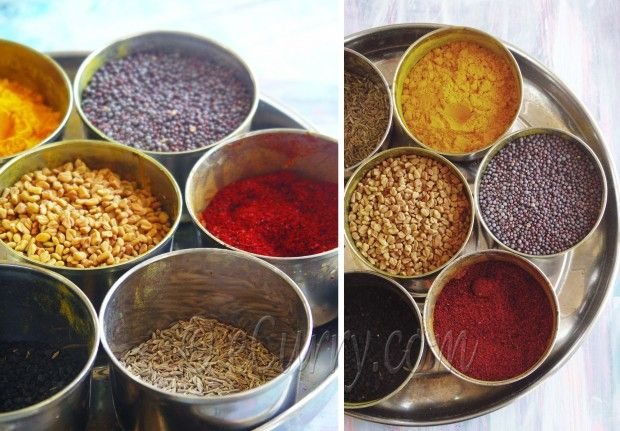 Guide to Commonly Used Indian Spices by ecurry: This is a terrific guide with beautiful photos, descriptions of characteristics, how spices are combined and what dishes they are used in. #Guide #Indian_Spices #ecurry